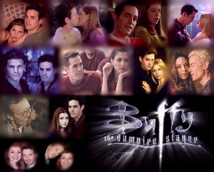 The Cupid's Arrow:  BtVS Relationships
